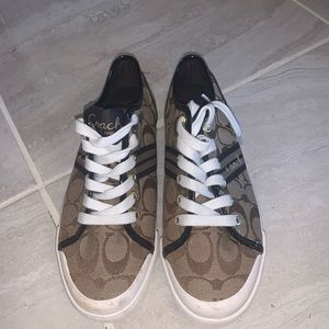 Women's Authentic Coach Sneakers